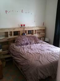 Pallet Bedroom 42 Diy Recycled Pallet Bed Frame Designs