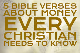 Christian Money Quotes Best Of Quotes About Money From The Bible 24 Quotes