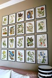 gallery wall art coloring book