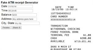 How To Make A Fake Invoice Custom 48 Best Free Online Receipt Generators For Taxi Gas Restaurant In 20148