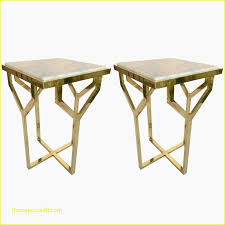 stone and glass coffee table l pair od italian jolly tripod tables by magis