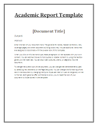 gallery of report writing examples samples reporting writing  academic report reports for reporting writing examples 8 sample of incident report