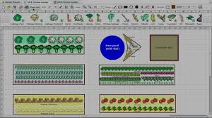 Kitchen Garden Layout Vegetable Garden Planner Youtube
