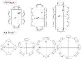 dining room table dimensions metric barclaydouglas