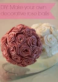 Decorative Balls For Bowls Diy