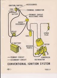 ignition wiring diagram in coil distributor and mdmp 1001 02 systems ignition 1 wiring diagram system