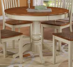 kitchen pedestal dining table set: white round kitchen table set is also a kind of brilliant kitchen pedestal round kitchen tables in small kitchen