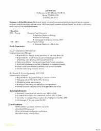 Resume For Recent College Graduate Template Or Cover Letter Medical