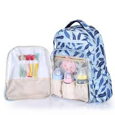 <b>INSULAR Mother Bag</b> Baby <b>Nappy</b> Bag Large Capacity Maternity ...