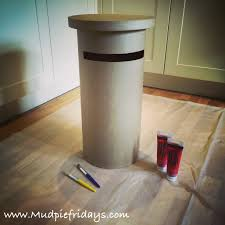 making our own postbox