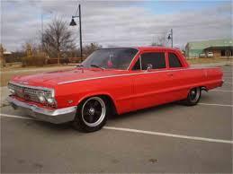 1963 Chevrolet Biscayne for Sale | ClassicCars.com | CC-615106