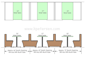 dining table restaurant dining table dimensions