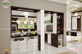 Total Home Interior Solutions By Creo Homes Kerala Home Design - Kerala interior design photos house