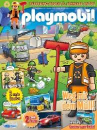 Playmobil heft aktuell