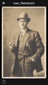 Benjamin Ivan Fletcher (1888-1951) | WikiTree FREE Family Tree