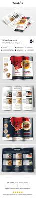 brochure brochure restaurant trifold brochure by twin arts graphicriver