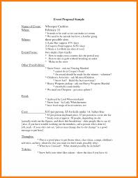 Film Proposal Template Filmsal Templatesals Sample Pdf Documentary Investment Example In 19