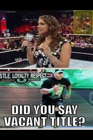 "Pro-Wrestling Memes™ on Twitter: ""The vacant #WWE Title.. ;-D ... via Relatably.com"