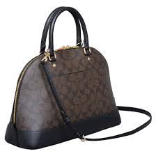 Shop Coach Signature Sierra Satchel - Free Shipping Today - Overstock.com -  13084344