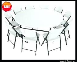 six foot round table six foot folding table great 6 foot folding table china elegant 6