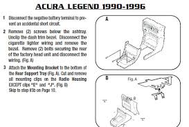 92 acura legend wiring diagram wiring diagrams 1993 acura legend stereo wiring diagram digital