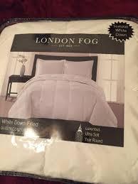 london fog queen size ultra soft