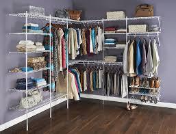 attachable hang rods closet maid shelving shelf brackets ideas good closet maid shelving