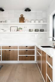 2018 trend update two toned kitchens
