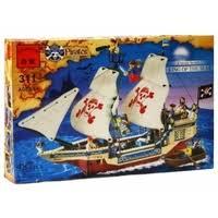 1 140 ₽ <b>Конструктор</b> Qman <b>Pirates</b> 311 Большой пиратский корабль