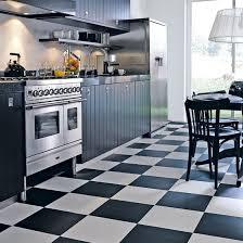black and white floor tile kitchen. black white floor tiles kitchen for an elegant decor with cabinets and tile r