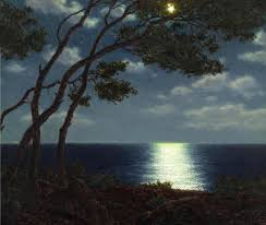 laclefdescoeurs moonlight on the water ivan fedorovich choultsé