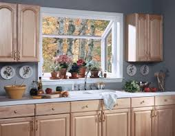 Kitchen Bay Window Kitchen Kitchen Bay Window Throughout Stylish Kitchens With Bay