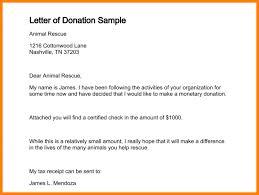 Contribution Letter 7 Sample Contribution Letter For Tax Purposes Job Latter