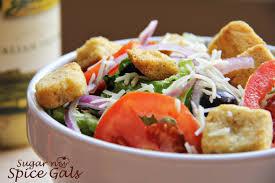 olive garden salad copy cat