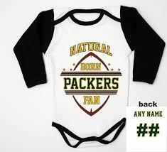 custom packers bodysuit football baby shower green bay baby shirt football baby romper football infant gift toddler outfit packers
