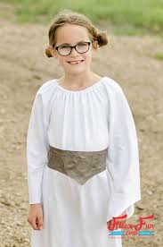 diy princess leia costume free pattern tutorial