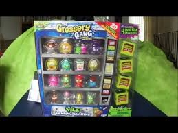Grossery Gang Vile Vending Machine Inspiration Opening The Vile Vending Machine From The Grossery Gang YouTube