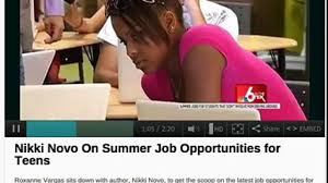 creative summer jobs for teens video dailymotion 01 08