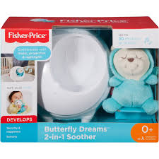Игрушка <b>FISHER</b>-<b>PRICE</b> Игрушка-<b>проектор</b> Мечты о бабочках ...