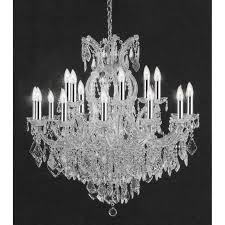 harrison lane empress crystal t22 1224 chandelier t22 1224