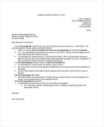 letter of appeal images template net wp content uploads 2016 09 221
