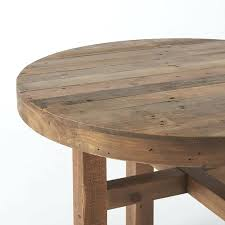 round reclaimed wood dining table reclaimed wood round dining table west elm dining tables reclaimed wood