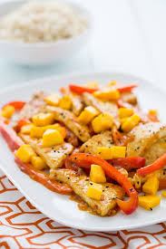 mango chili tofu stir fry a guest post for better homes gardens