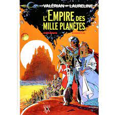 Valerian - Empire of a Thousand Planets - Les Editions du Grand Vingtieme -  Liber Distri - Artbooks & More