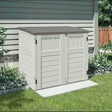 lovely suncast outdoor storage cabinet large horizontal storage shed sheds home depot deck box storage cabinets