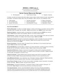 Resume Sample For Human Resource Position Topshoppingnetwork Com