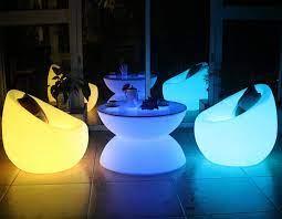 fascinating modern led furniture to
