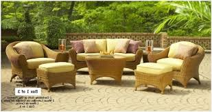 Wicker Patio Furniture Cushions Replacement More Eye Catching