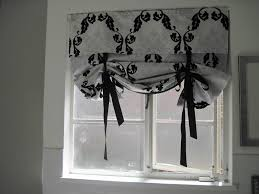 diy window treatments for large windows