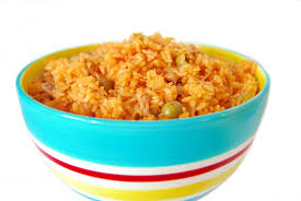 puerto rican rice and beans with chicken. Perfect With Puerto Rican Chicken And Rice In And Beans With E